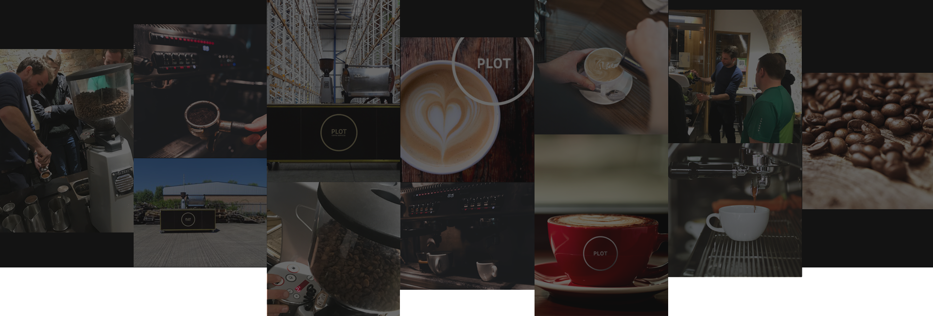 PLOT COFFEE | Barista Workshops London