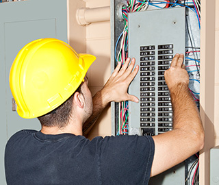 Panel Servicing by Oakwood Electric & Generator