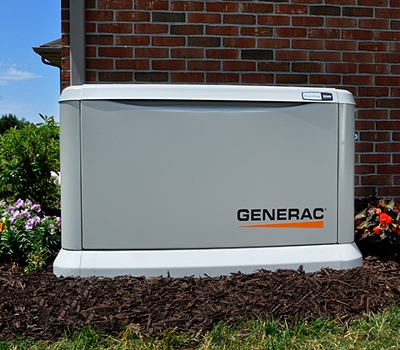 Link to Oakwood Electric & Generator Generator Services Page