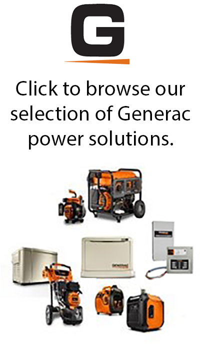 Link to Generac Products Page