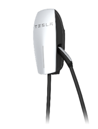 picture of Tesla Wall Connector