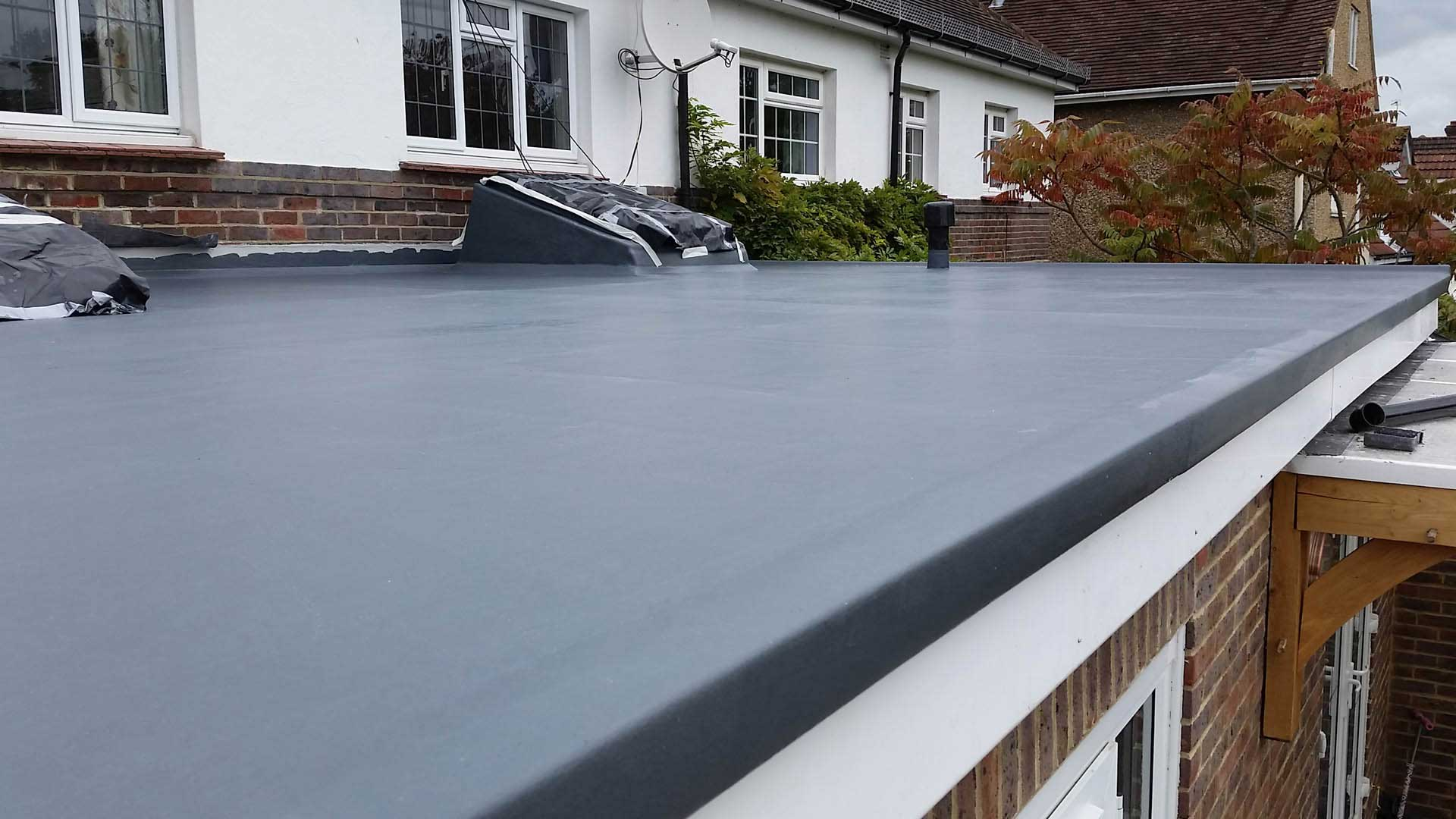 GRP Fibre Glassing | Read's Roofing | Roofing Specialists