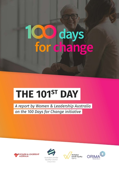 100 Days for Change report