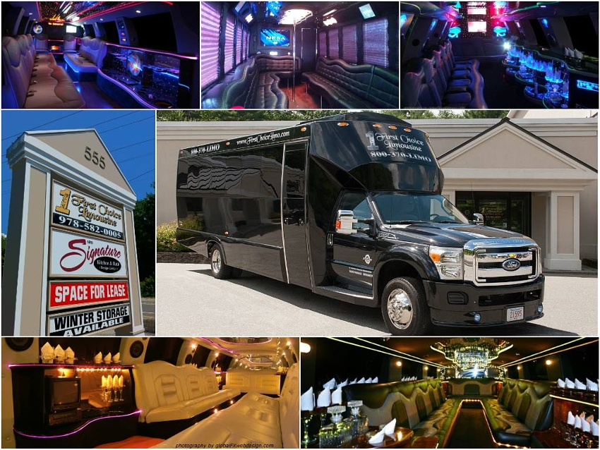 Bachelor Party - Limo - Brookline NH 03033