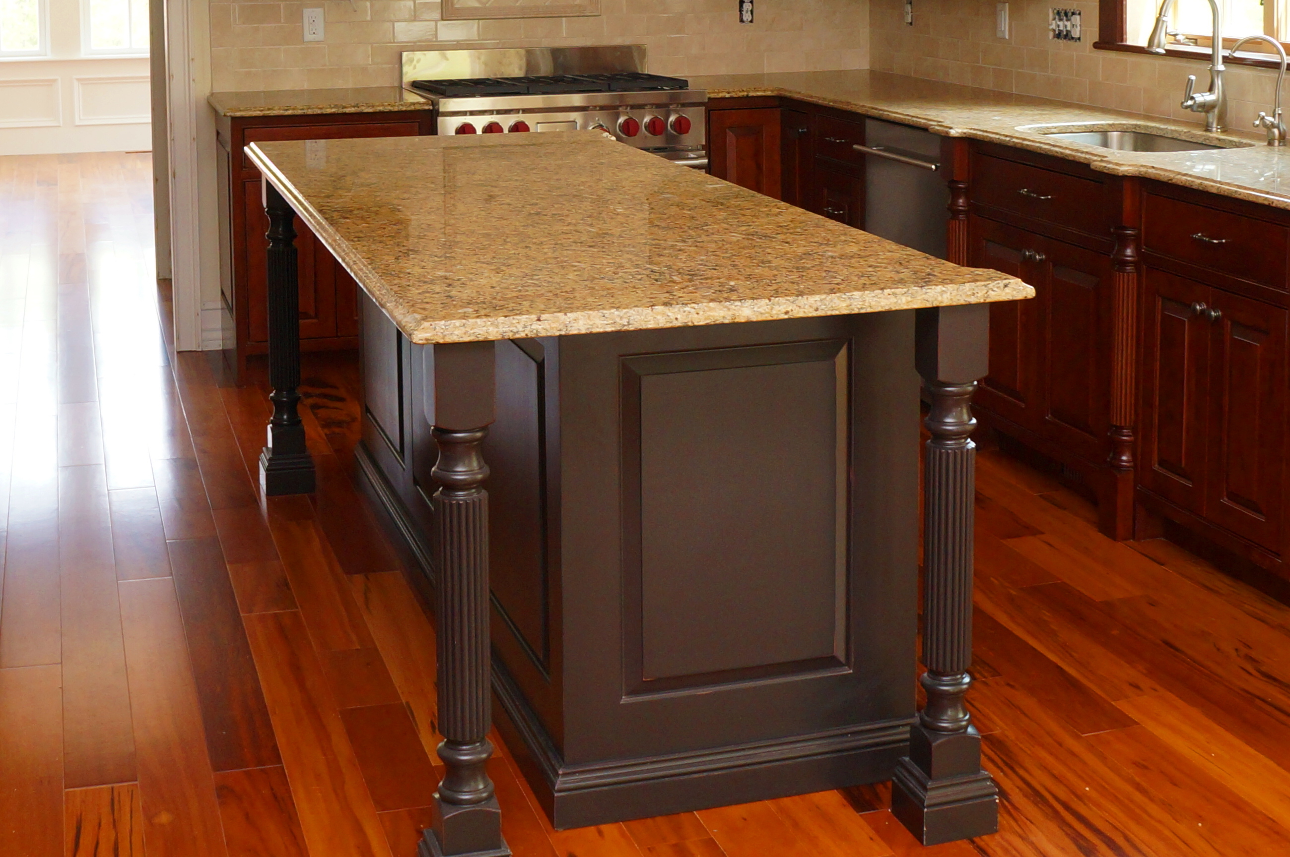Taylor Made Cabinets Traditional Inset Kitchens Leominster Ma