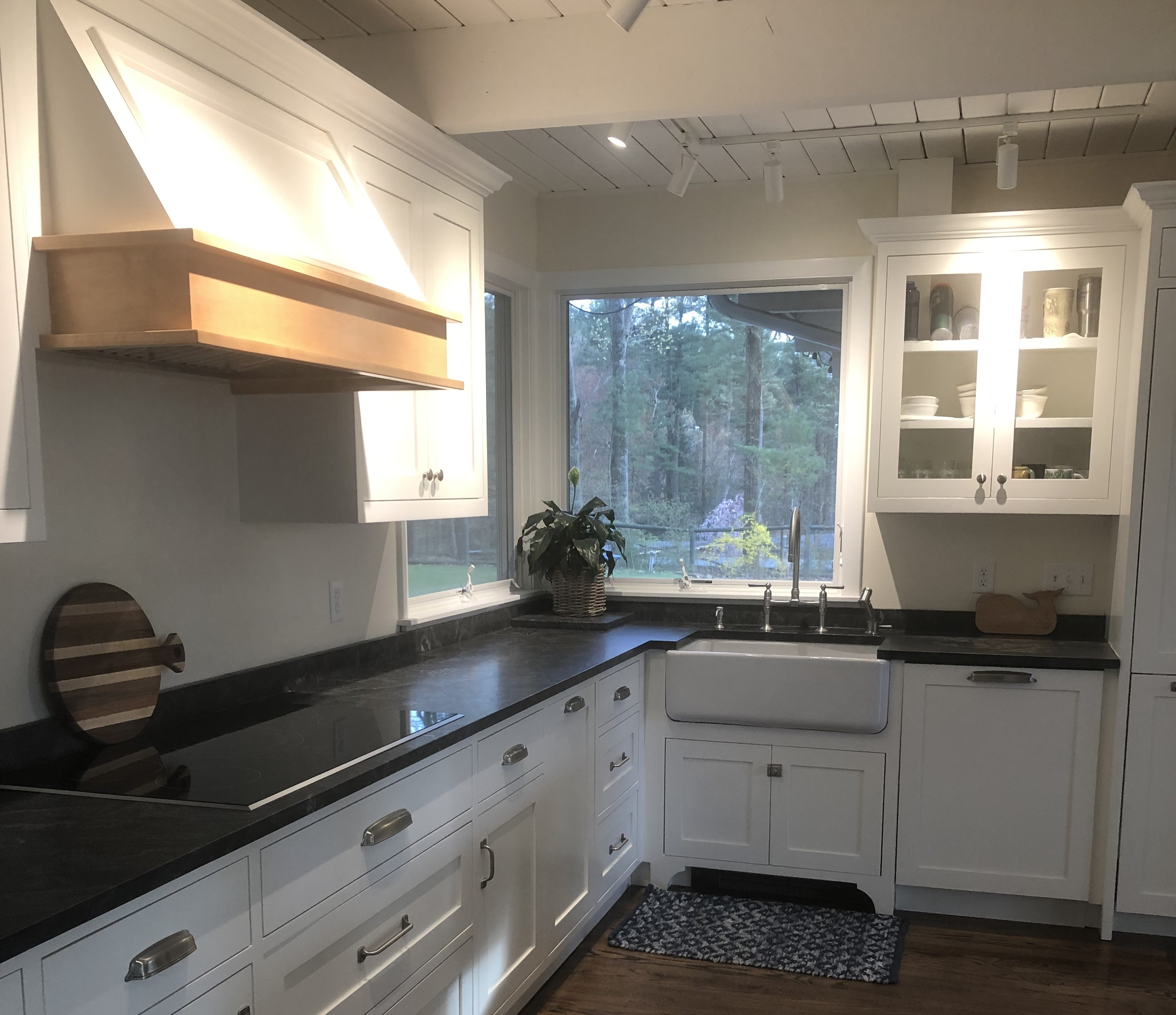 Custom Kitchens And Cabinets Wellesley Massachusetts