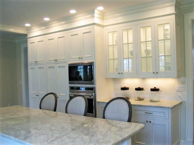 Tall Ceiling Kitchen Cabinets