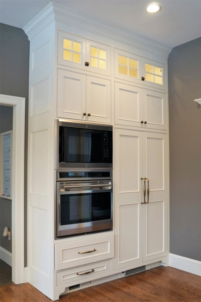 Handcrafted Kitchen Cabinets