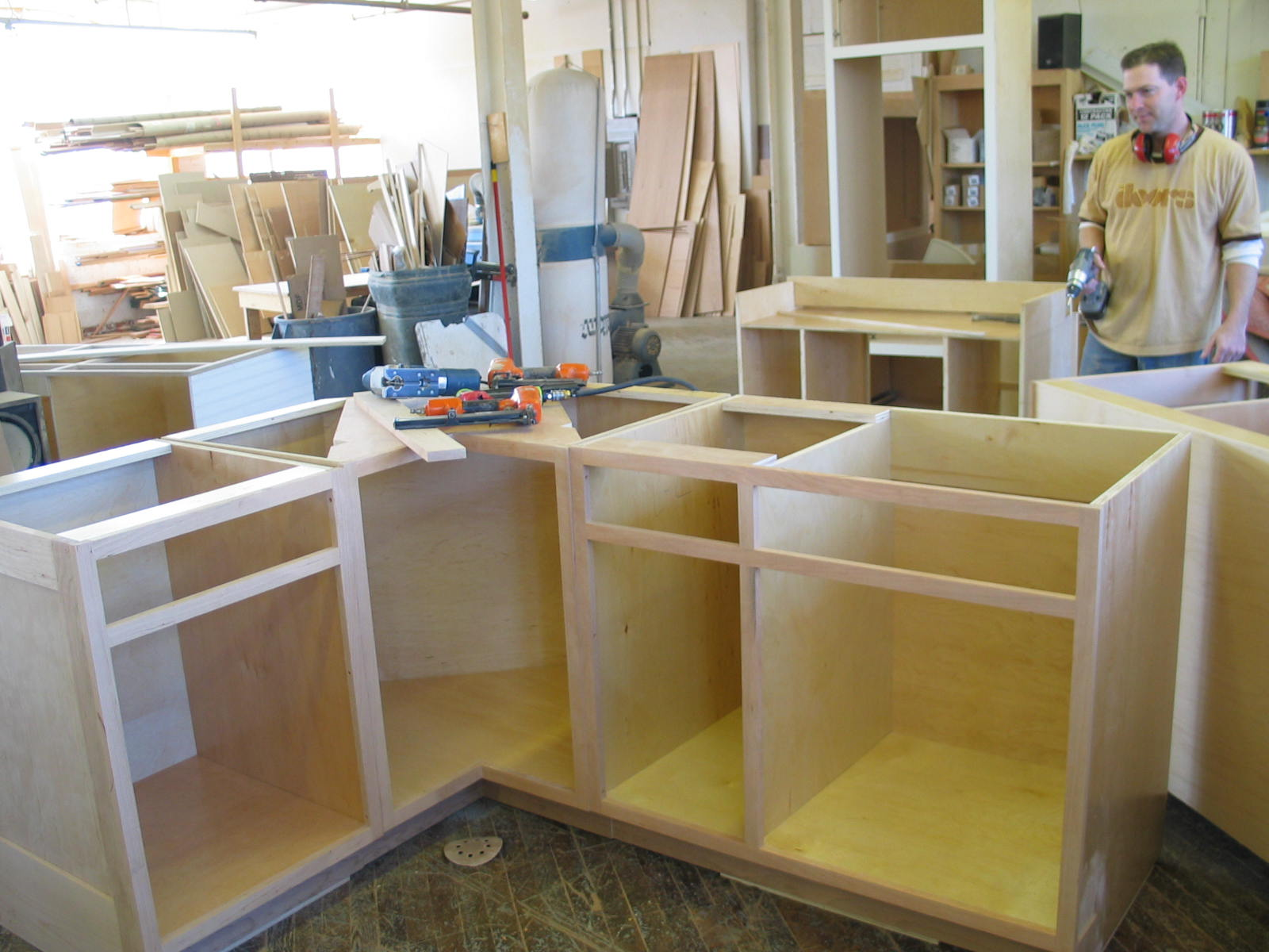 Cabinet Making Leominster MA