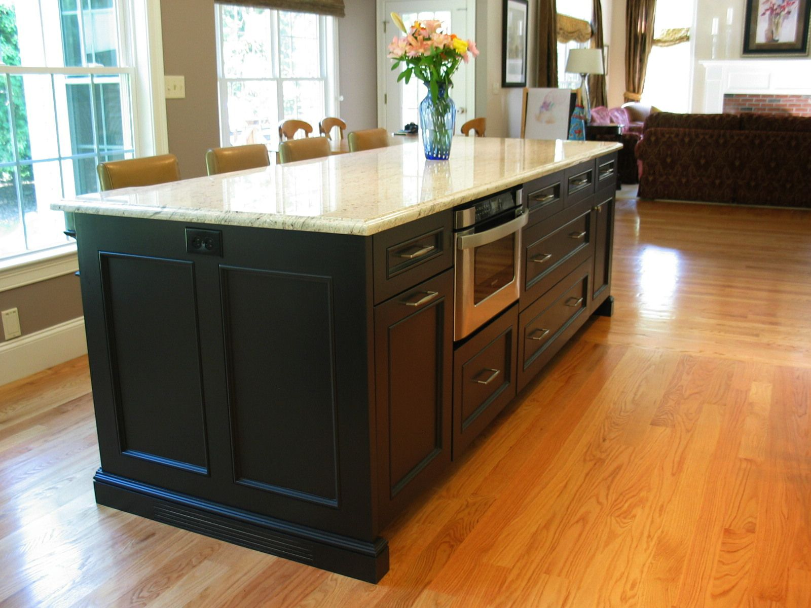 Rustic Kitchen Design Wellesley MA