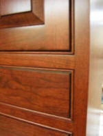 Beaded Inset Cabinets Leominster Massachusetts