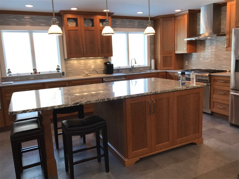 Rustic Kitchen Design Bolton MA