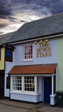 The Seven Stars Kennford Exeter