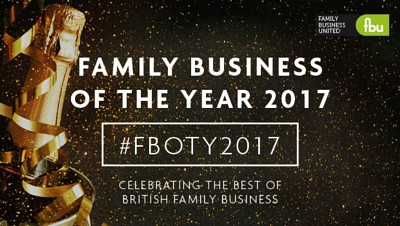 2016 Finalist Family Business Awards