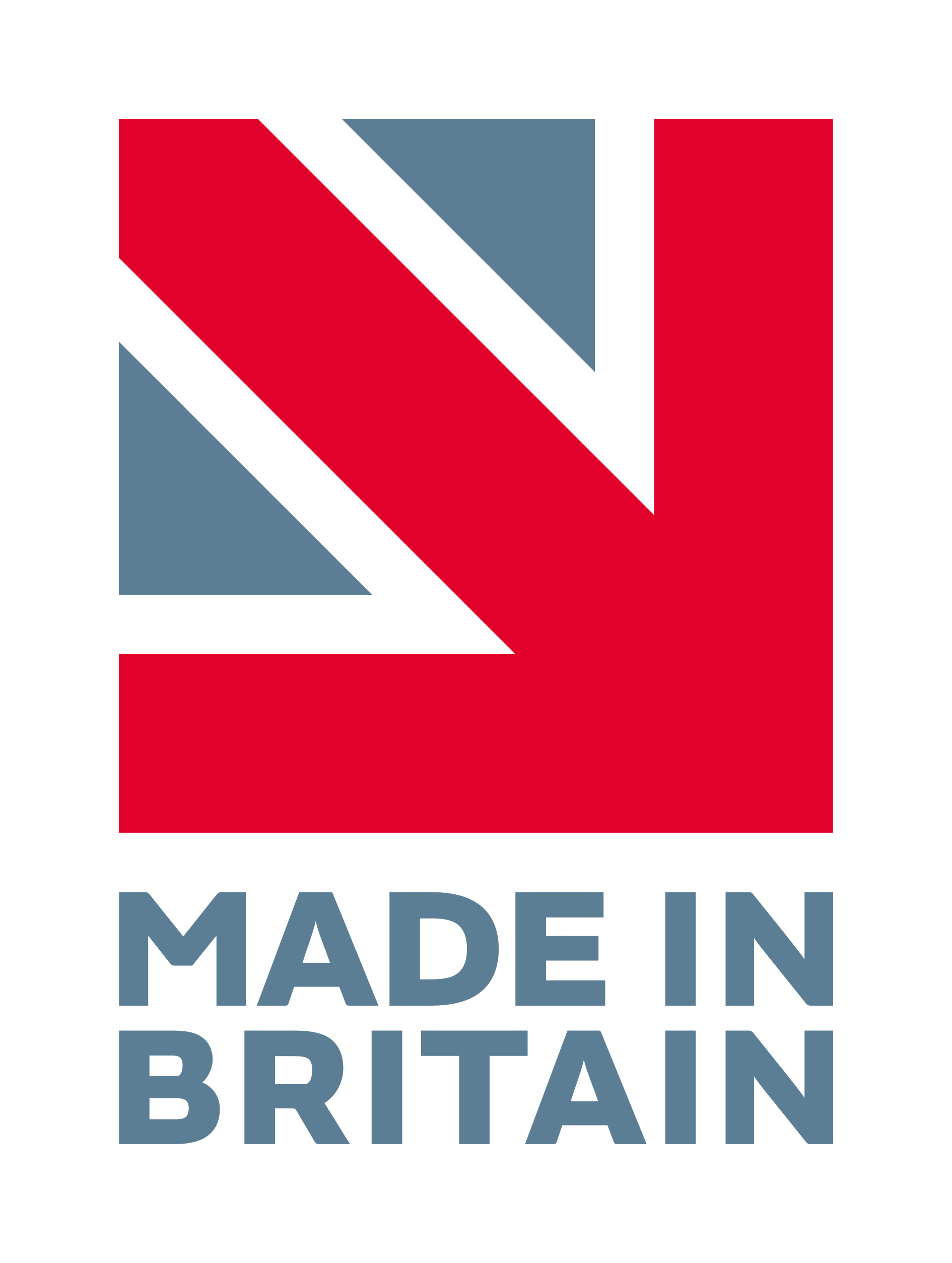 Proud to source UK made products