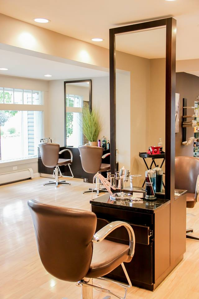 hair salon in Wellesly MA