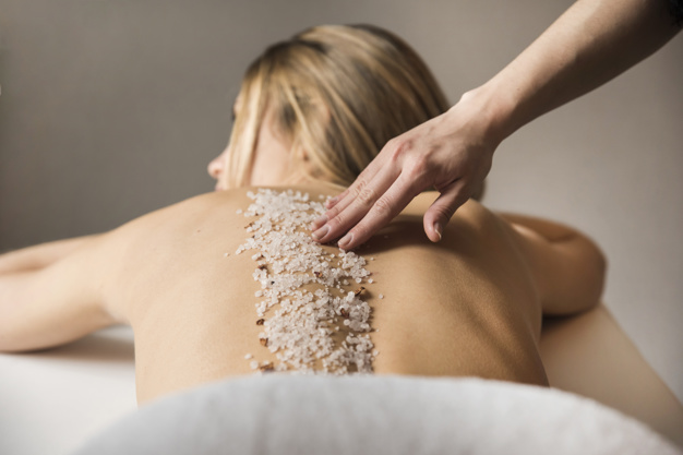 body scrub spa massage in acton ma