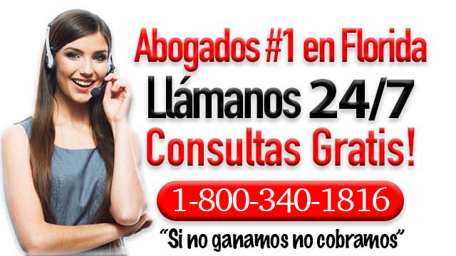 Abogados para accidentes de auto y lesiones personales en West Palm Beach, Florida