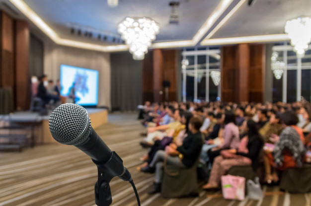 Public Speaking about the Workplace