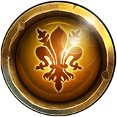 New Orleans shield image