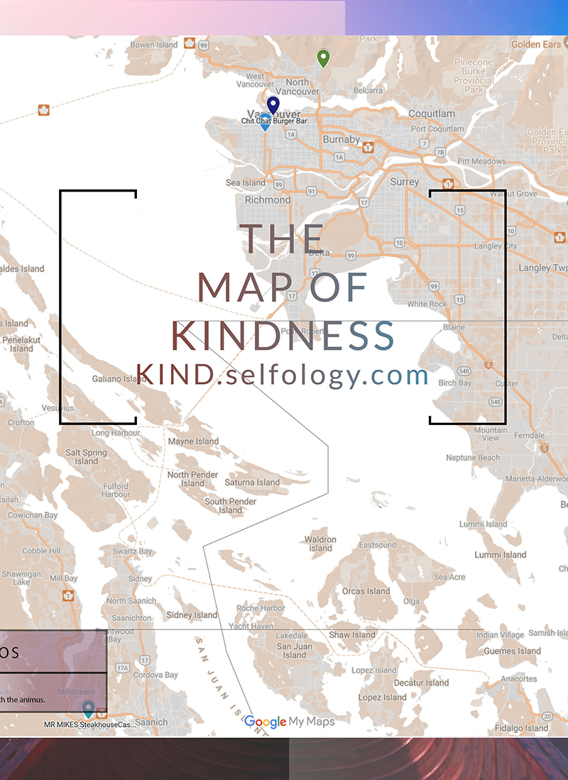 The Map of Kindness