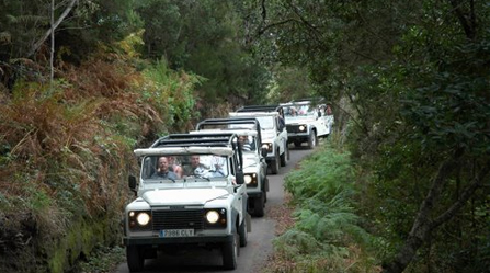 Jeep Safari – Masca