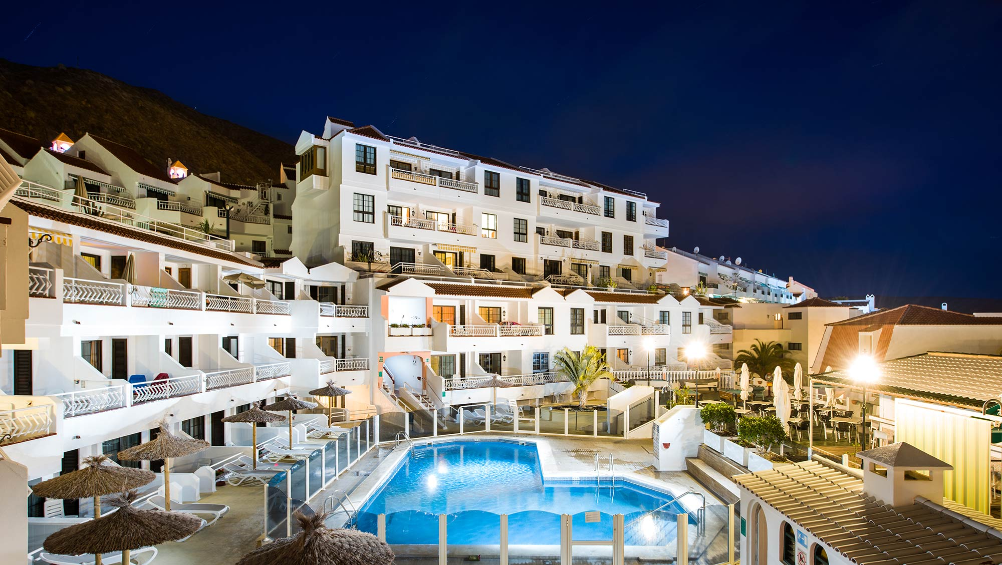 Club Tenerife | Holiday Resort Los Cristianos Tenerife