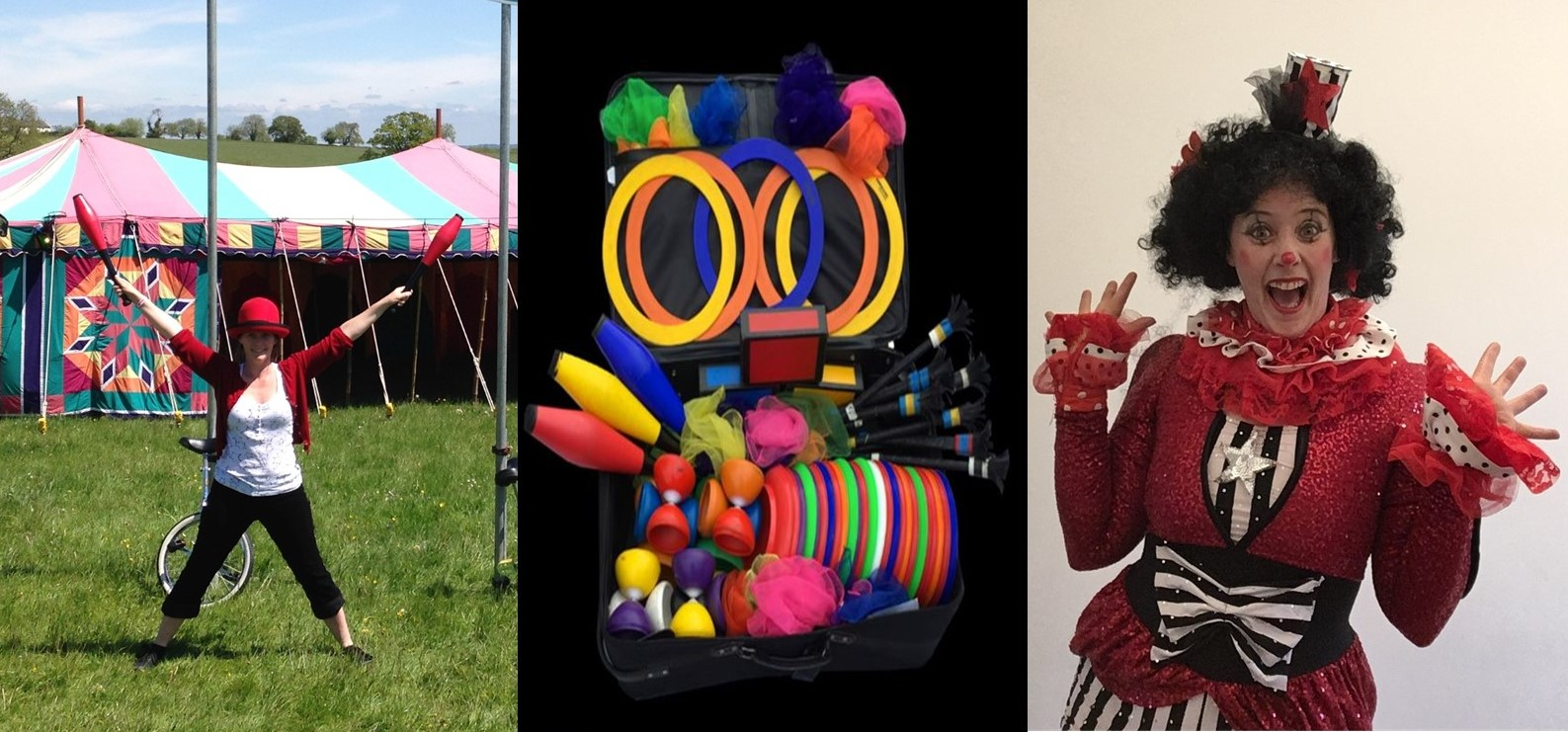 Circus Wellbeing Project - Newsflash:
