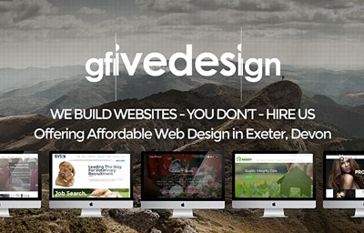 GFIVEDESIGN - EXETER- DEVON