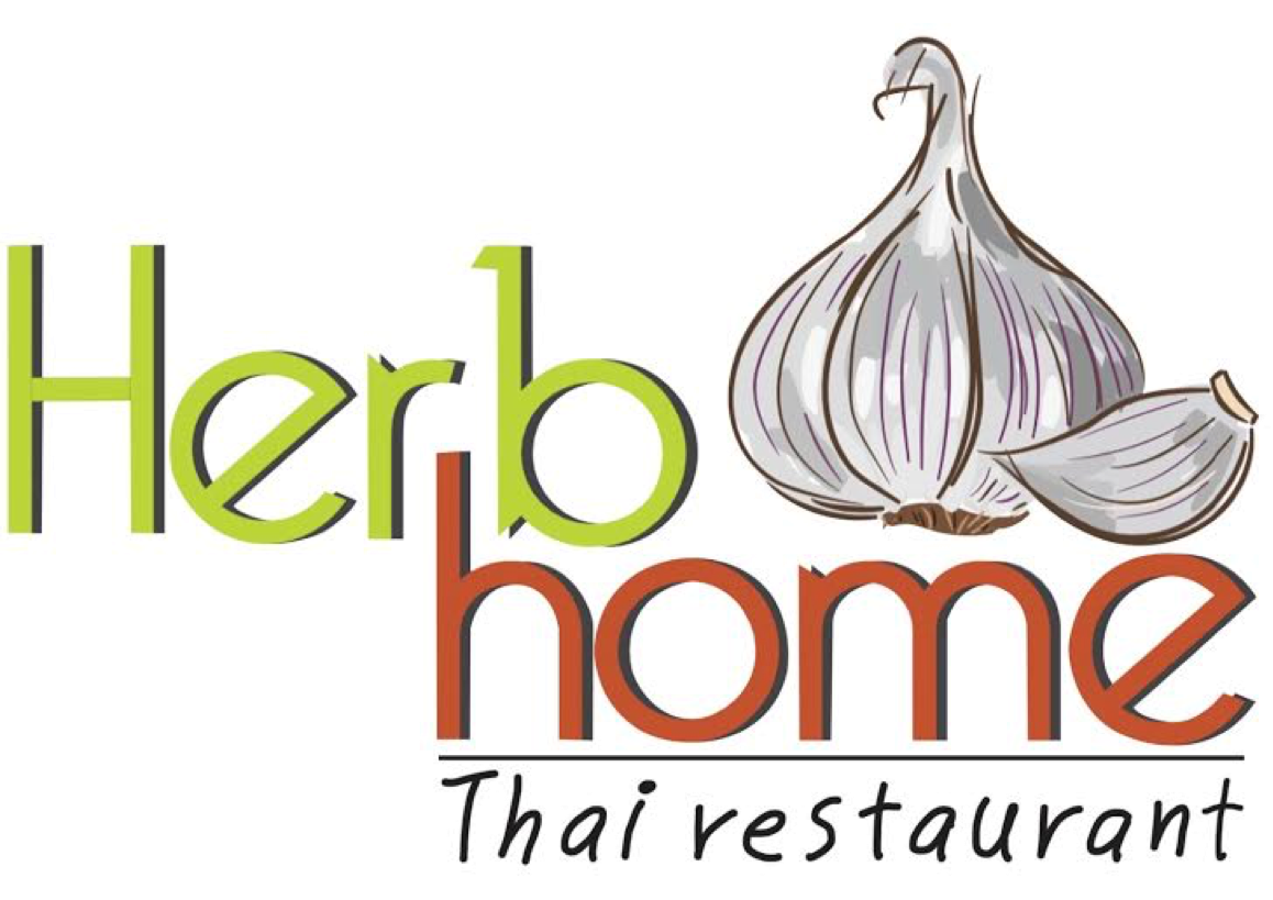 Herb Home Thai Restaurant Logo