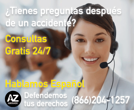 Abogados para accidentes 24/7 en Arizona
