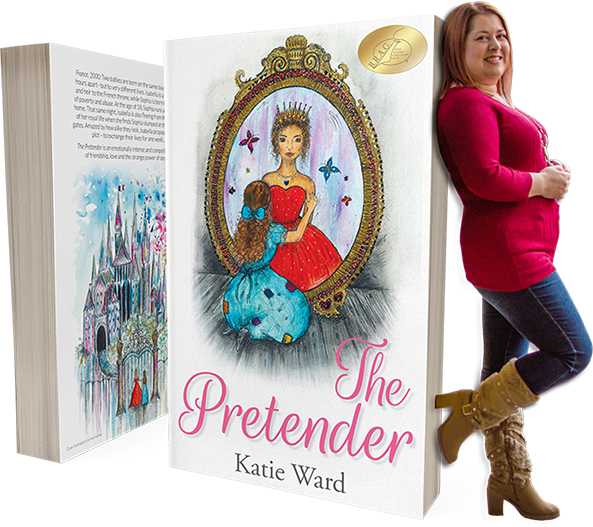 Katie Ward | Writer | The Pretender