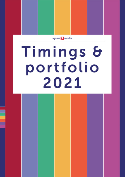 Portfolio and Timings